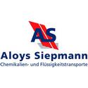Aloys Siepmann GmbH – Chemikalien- und Flüssigkeitstransporte Logo
